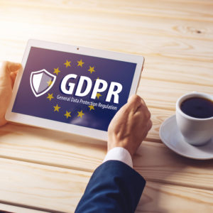General Data Protection Regulations – GDPR
